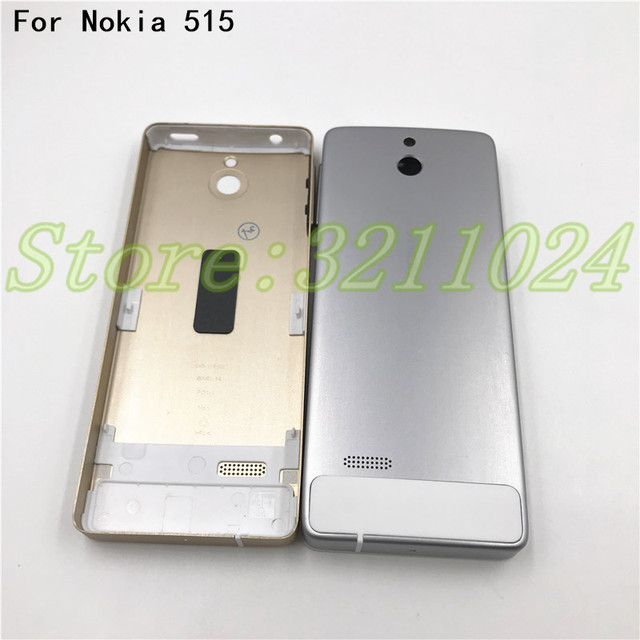 new concept 70ee4 b2ef0 US $6.86 6% OFF|Original Back Cover For Nokia 515 Genuine Battery Cover For  Nokia RM 952 Mobile phone housing+Tracking number-in Mobile Phone Housings  ...