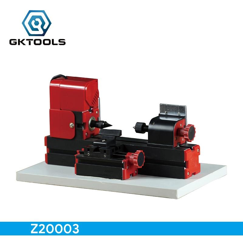 Z20003 DIY 24W Basic Mini Wood-turning Lathe,24W 20,000r/min, Standardized children education,BEST Gift