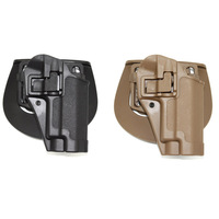 Special Forces Army CQC Sig P220 P226 Serpa Heavy Duty Tactical Combat P226 Gun Holster BK