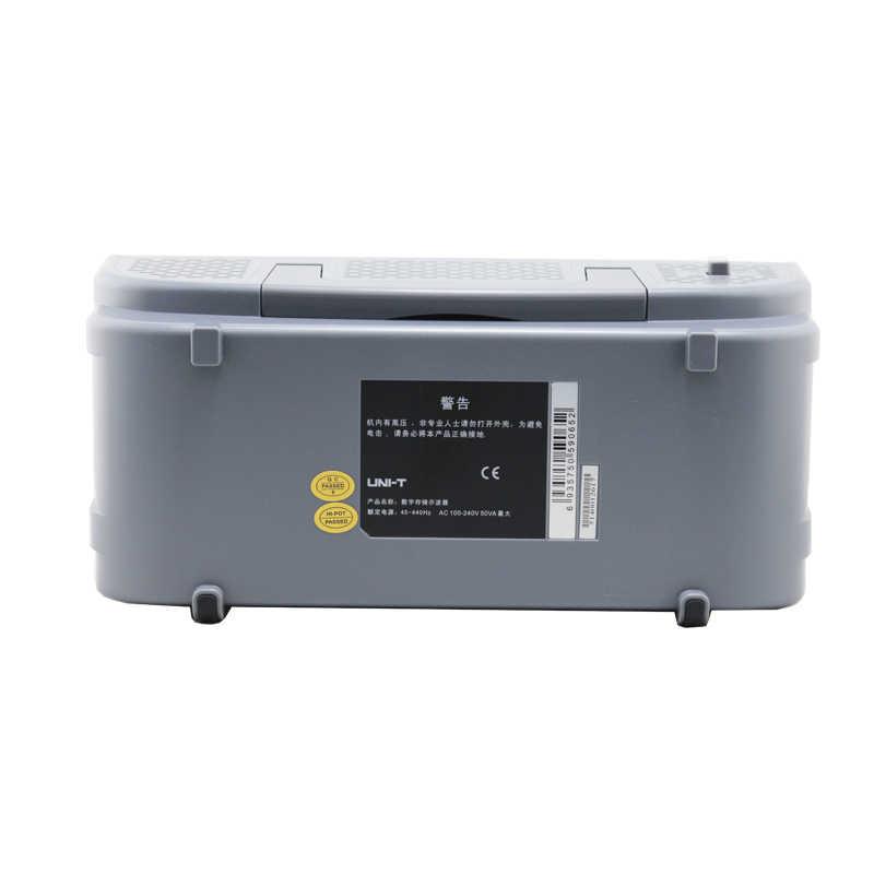 UNI-T UTD2052CEX デジタル · ストレージ · オシロスコープ 2CH 50 100mhz の計 7 インチのワイドスクリーン lcd ディスプレイ USB Otg インタフェース