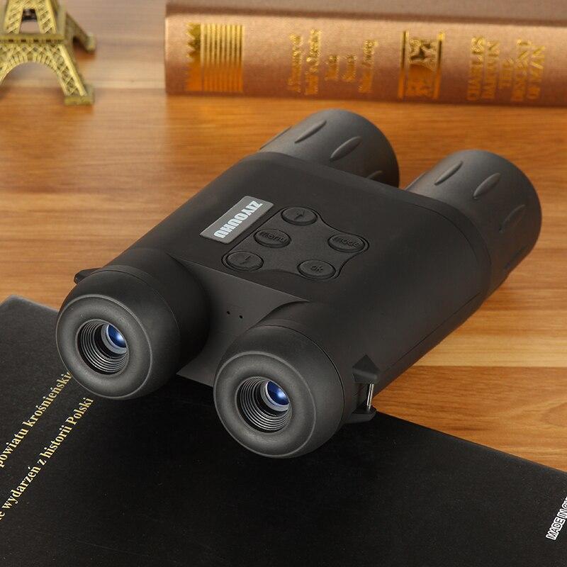 Gen5 CCD 6X42 digital hunting infrared binocular night vision device day and night binoculars telescope night use scope