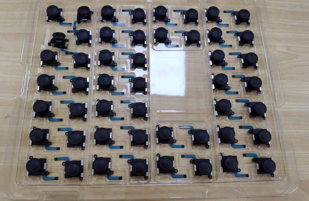 50pcs lot High Copy For Nintend Switch 3D Analog Sensor Joystick for NS Joy Con Controller