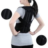 2016 Adjustable Orthopedic Belt For The Back Unisex Exercise Back Support Best Care Posture Corrector Free Shipping & Wholesale