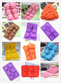 1 шт. Рождественская серия, силикагелевые формы для торта