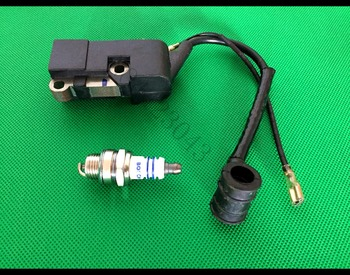 Chainsaw Ignition Coil Air Filter Kit Tool Parts For Chinese Saw 4500 5200 5800