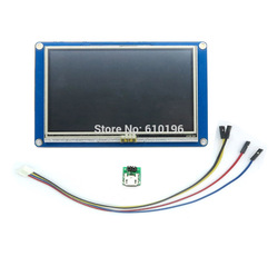 Nextion 4.3 ''HMI TFT Touch Screen del Pannello LCD Modulo Display per Arduino Raspberry Pi