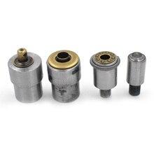 15mmEU environmental standards brass buttons. Metal snap. rivet. Eyelets Hand press machine. Button to install the mold tools