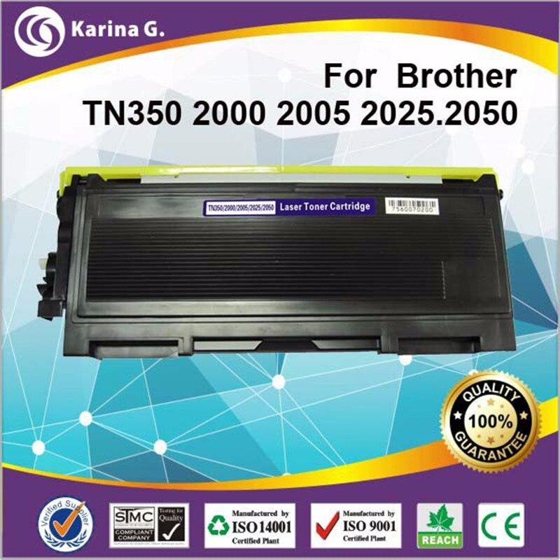 Kompatibel für tn2005 schwarz toner für brother hl-2035, HL2035 kostenloser versand hohe...
