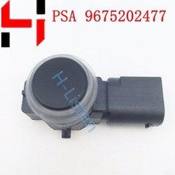 (4 PCS) 100% Trabalho original Auto Peças Sensor de Estacionamento Detector de Radar PSA 9675202477 PSA9675202477 0263033711