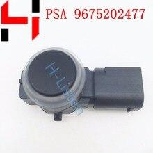 (4 PZ) 100% Lavoro originale Auto Parts Sensore di Parcheggio Radar Detector PSA 9675202477 PSA9675202477 0263033711