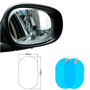 Image 4 - 2 espejos retrovisores laterales para coche, película impermeable antivaho a prueba de lluvia, película para ventana lateral, hacen que la visión de las personas sea más clara en días lluviosos
