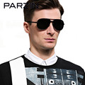 Parzin Men Sunglasses Al Mg Frame Polarized Men Sun Glasses Classic Oversized  Driving Glasses With Case 8017