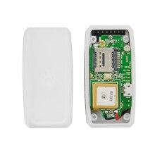 Мини tkstar tk911 Wi-Fi кошка собака GPS tracker локатор, водонепроницаемый + адсорбции зарядки, бесплатная веб-платформы App