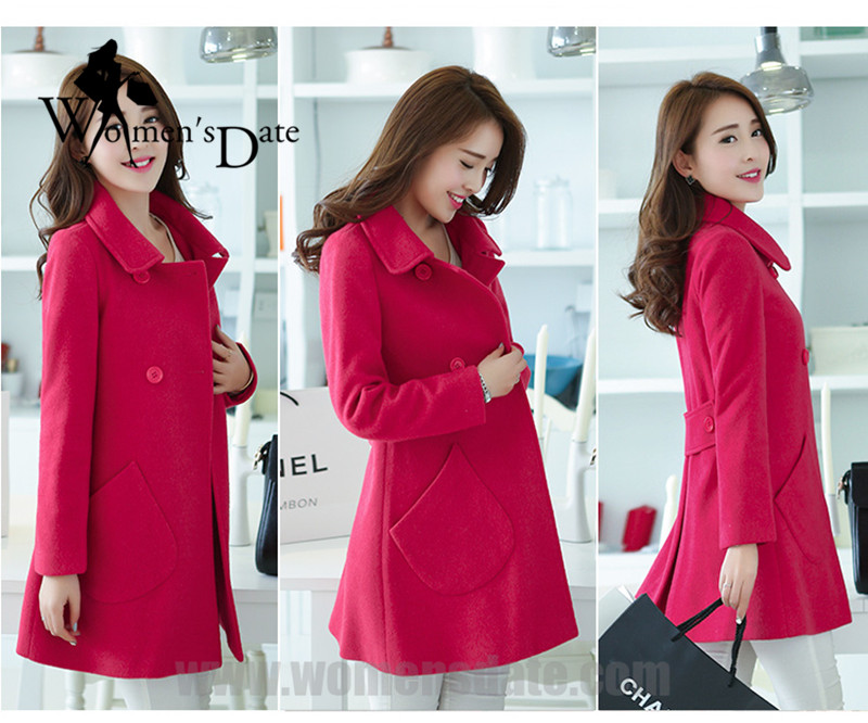 Online Get Cheap Cute Red Coat -Aliexpress.com   Alibaba Group