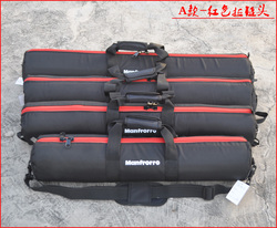 Камера штатив-Трипод сумка для переноски 50 55 60 65 70 75 80 см дорожная сумка чехол для штатива Manfrotto 190xprob