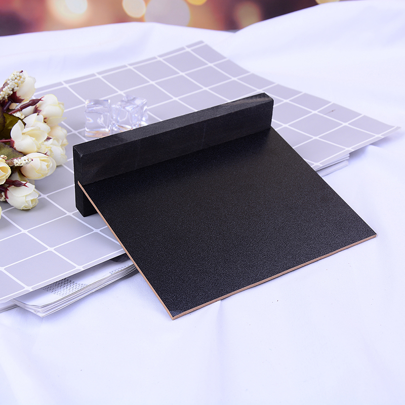 1pc Mini Wedding Kitchen Restaurant Signs Chalkboard Writing Notice Small Wooden Chalk Blackboard Message Paint Wood Board