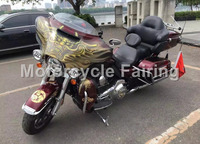 Customize Whatever Paint Schemes Front Outer Batwing Upper Fairing For Harley Softail Electra Street Glide Road