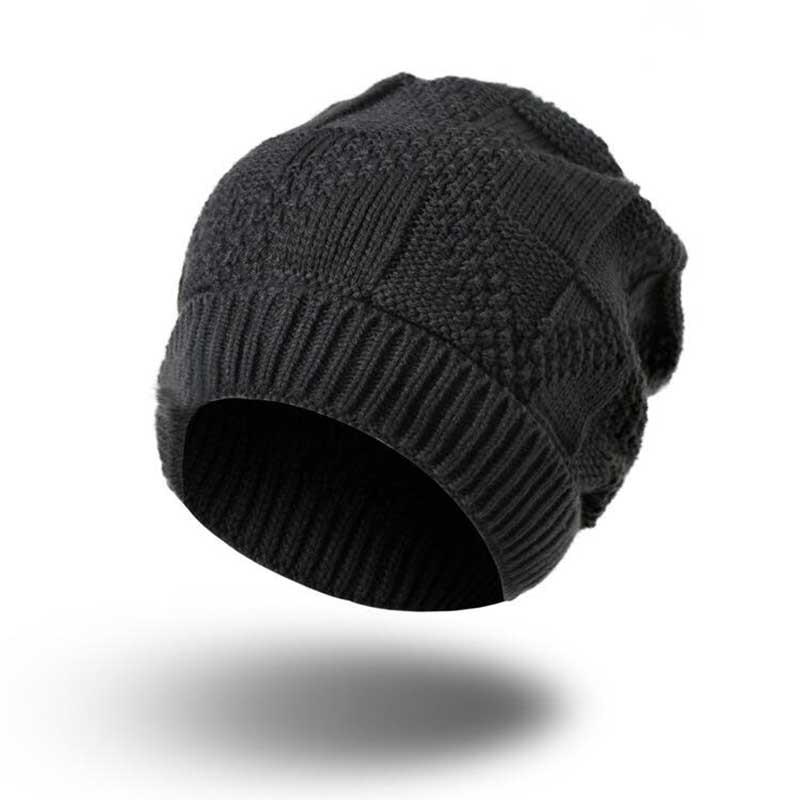 2017 Brand Beanies Knit Winter Hats For Men Women Beanie Men's Winter Hat Caps Bonnet Outdoor Ski Sports Warm Baggy Cap aetrue winter knitted hat beanie men scarf skullies beanies winter hats for women men caps gorras bonnet mask brand hats 2018