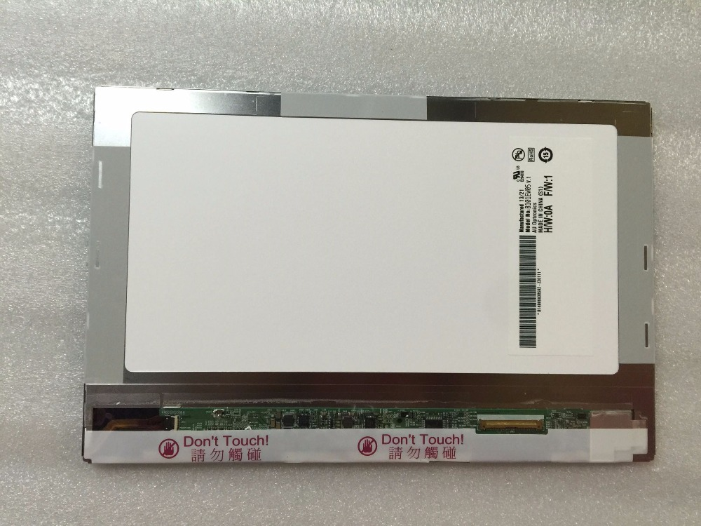Original 10 1inch For Acer Iconia Tab A500 B101EW05 V 1 B101EW05 V1 LCD Screen Display