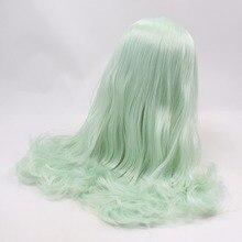 Neo Blythe Doll Macaron Color Hair Wigs