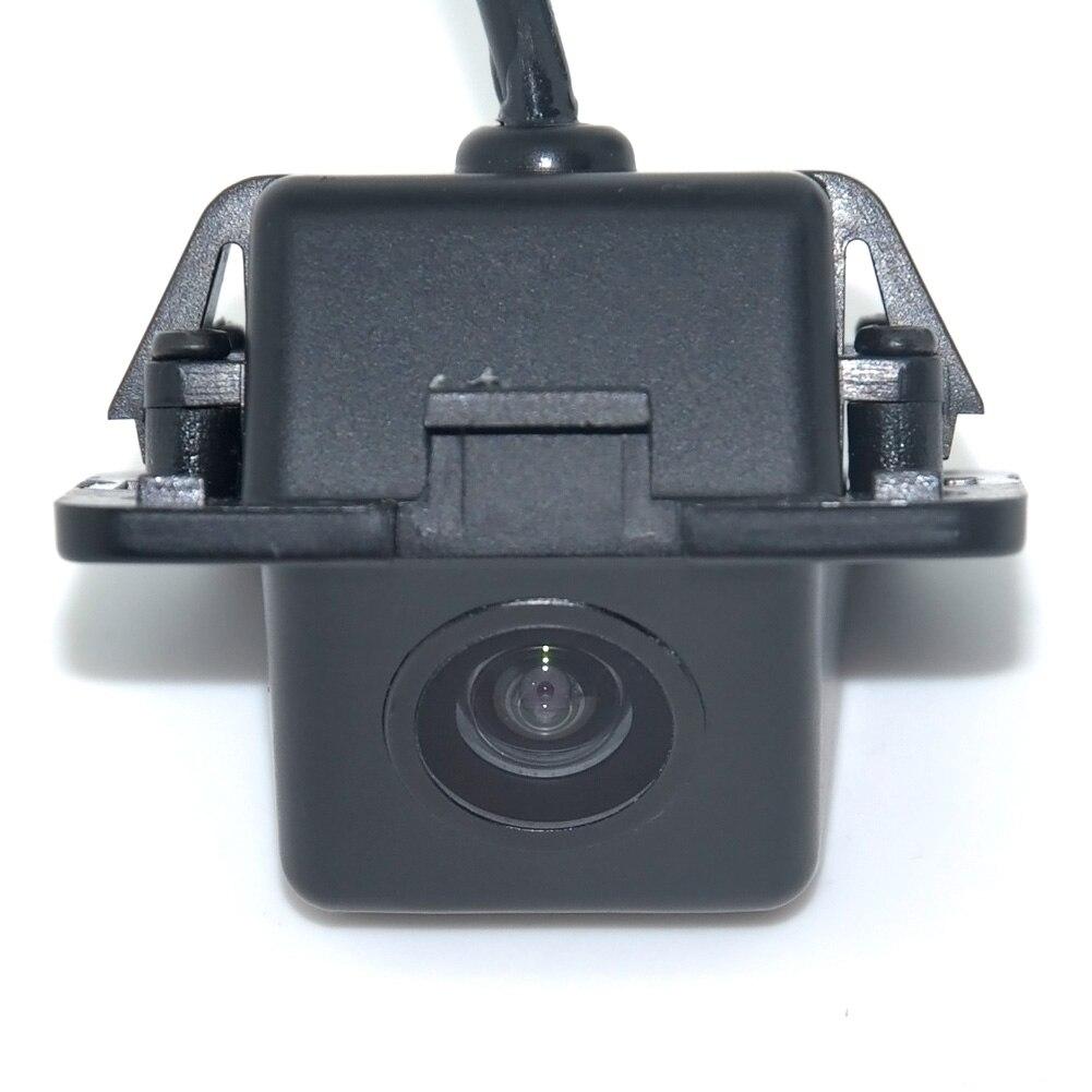 CCD Rearview Camera For Mitsubishi Outlander XL/ Outlander / Citroen C-Crosser / Peugeot 4007 Reverse camera Backup Waterproof 8