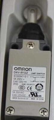 limit switch D4V-8112Z
