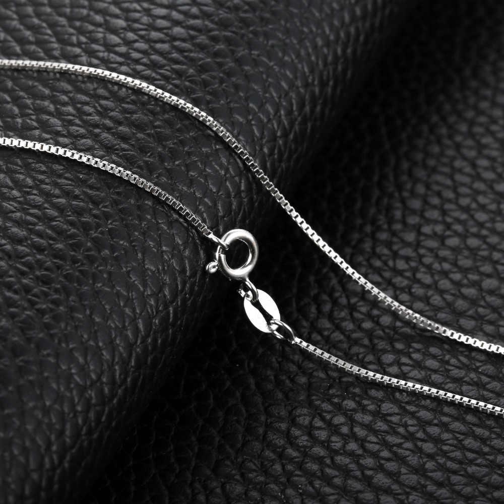 JewelryPalace 100% ของแท้ 925 เงินสเตอร์ลิงสร้อยคอหลอม Twisted Trace Belcher งูบาร์สิงคโปร์สร้อยคอผู้หญิง
