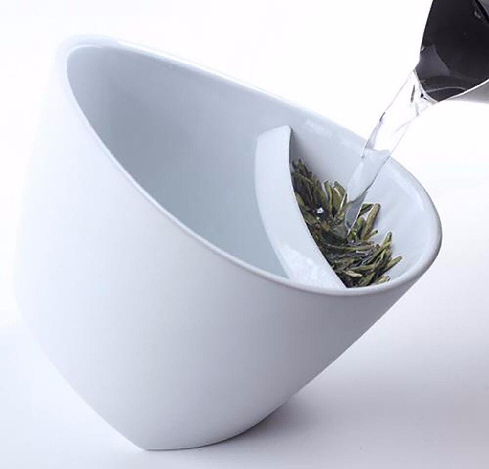nouveau filtre tasse de th avec couvercle en plastique. Black Bedroom Furniture Sets. Home Design Ideas