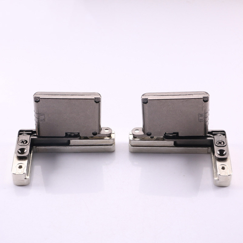 Door Hinges Zinc Alloy Wood Doors Cabinet Drawer Box Furniture Interior Hinge Hardware Accessories JDH99 цена