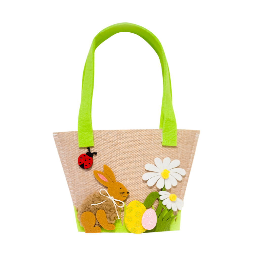 Bag Storage-Holder Candy-Bag Present Home-Accessory Gift -40 Tools Easter-Rabbit-Gift