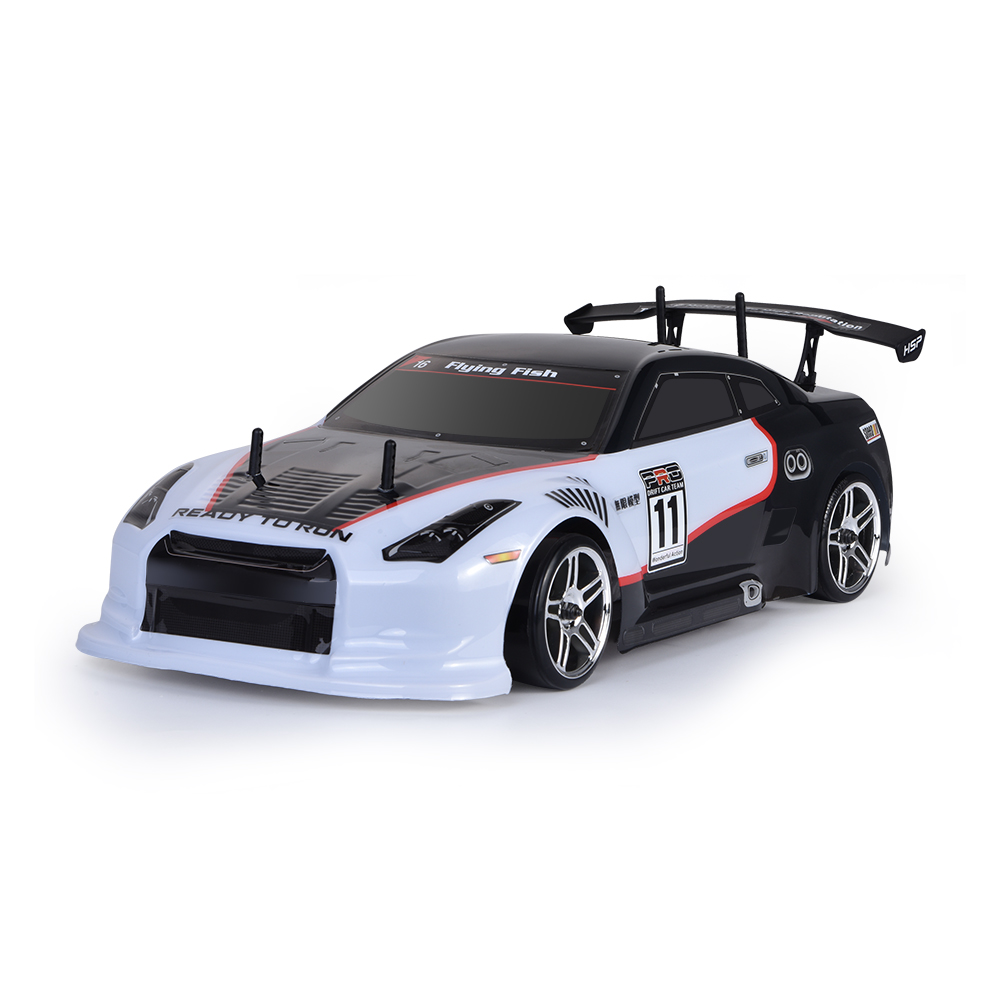 1:10 Scale Auto Model Body Ornament for On-road Racing Drift Car Decoration