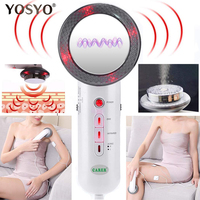 LED EMS Slimming Massager Body Ultrasound Cavitation Infrared Loss Weight Beauty Device Drop Shipping