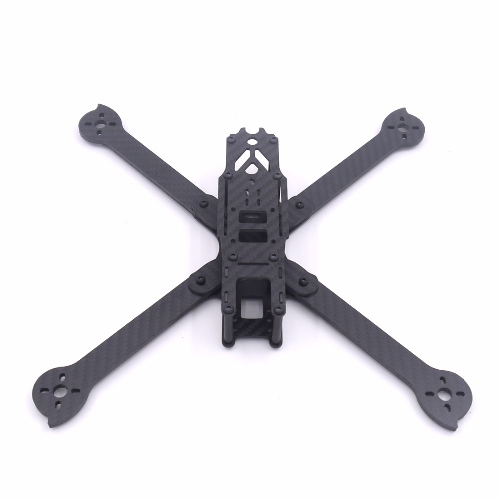 3K Full Carbon Fiber XL5 V2 235mm XL7 295mmTrue X 5 7 inch FPV Freestyle Frame w/ 4mm arms Racing kit quadcopter Karachi