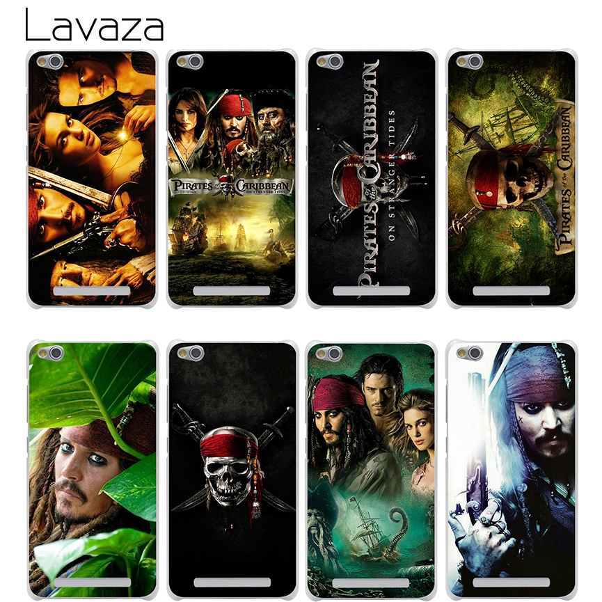 Lavaza Pirates Of The Caribbean Case for Xiaomi Redmi Note 3 Pro 5a Prime 3s 4 8 mi8 SE mi6 5 4a 4x mi a1 Plus