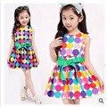 LanTu LT36 розничная платье для gilr девочка ткань красивая девушка детей платье 2016 новое поступление горячей лучшие продажи