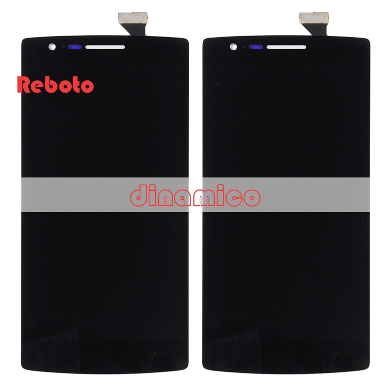 5 5 Reboto For Oneplus One LCD Display Touch Screen Digitizer Assembly Replacement Accessories For One