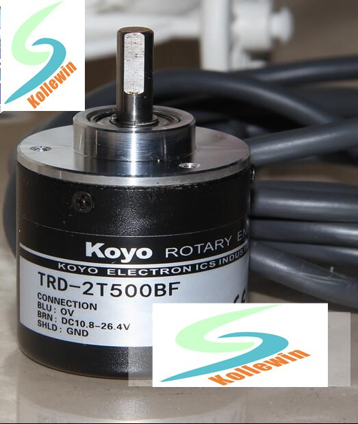 все цены на TRD-2T500BF rotary encoder new in box, free shipping. онлайн