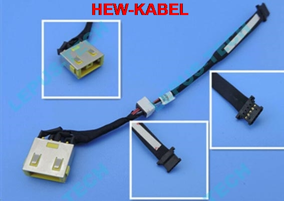 ZIVY0 DC-in Cable DC30100Q400 DC-in Jack for Lenovo Ideapad Yoga 2 13 Compatible 90205125