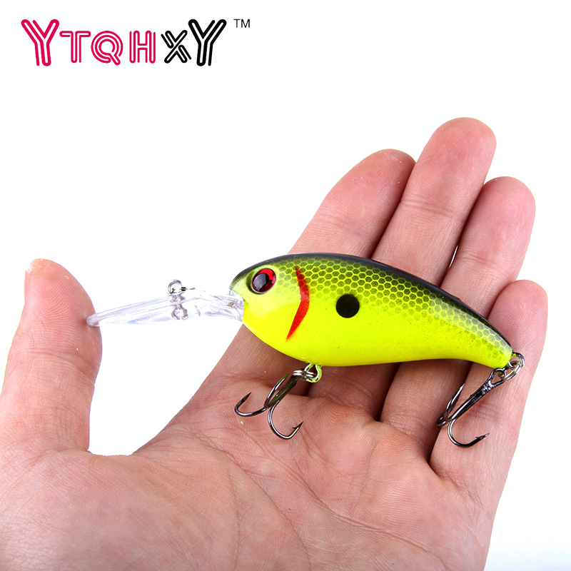 YTQHXY Brand Big Wobblers Fishing lures 17 Color artificial bait carp peche crankbait pesca jerkbait sea trolling minnow YE-195Y 10pcs lot 15 5cm 15 3g wobbler fishing lure big minnow crankbait peche bass trolling artificial bait pike carp kosadaka