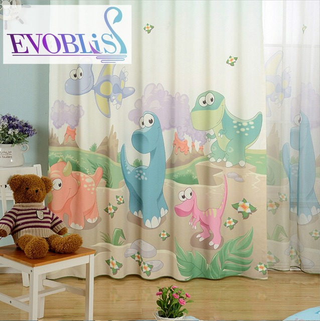 3d Curtains For Bedroom Blackout Curtains For Children Cortinas Infantiles Kids  Curtain Kids Room Curtains Cortina