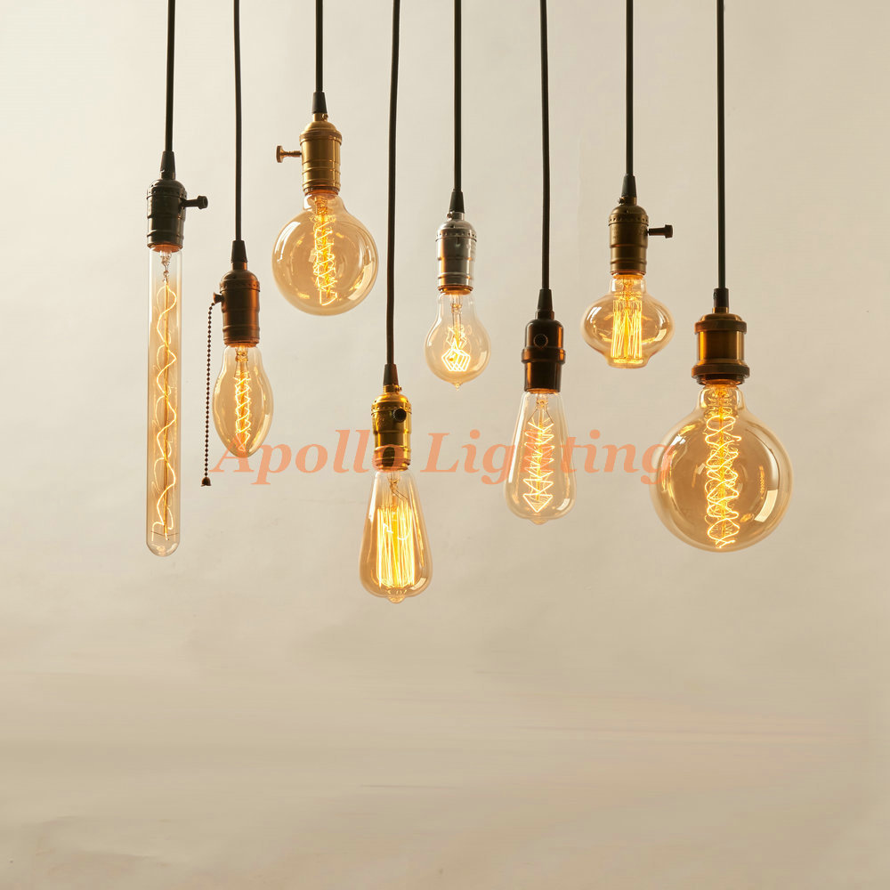 Led Hanglamp Ikea Us 1 Vintage Lamp Industrial Lighting Ikea Pendant Lights Fixtures For E27 Edison Bulbs Led Copper Luminaria Handing Holder In Pendant Lights From