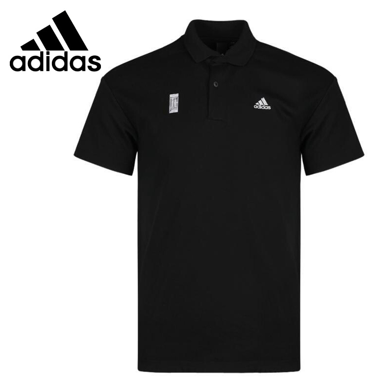Original New Arrival 2018 Adidas Polo WJ POLO SS Mens POLO  short sleeve SportswearOriginal New Arrival 2018 Adidas Polo WJ POLO SS Mens POLO  short sleeve Sportswear