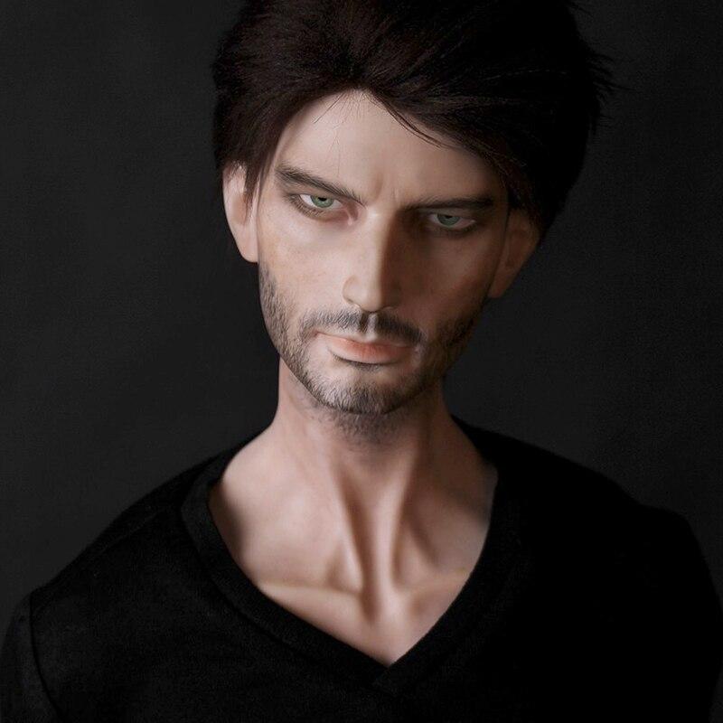 OUENEIFS IOS Jade 80cm Man 1/3 Body Model Boys Eyes - Dockor och tillbehör - Foto 2