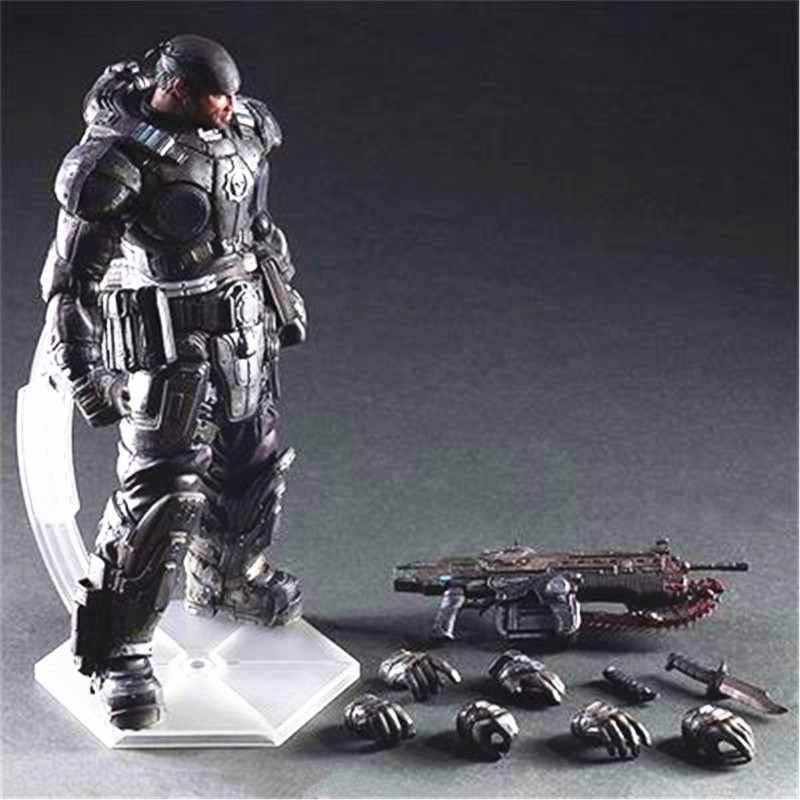 Avengers:Infinity War Superhero American Colonel James Rhodes War Machine PVC Action Figure Model Toy G1139