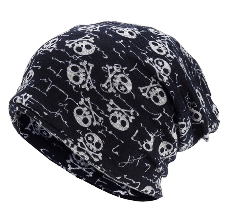 Unikevow шапки с черепом и воротничком, двухслойные многофункциональные шапки на осень и весну, шапки для женщин, мужские спортивные шапки для улицы, s