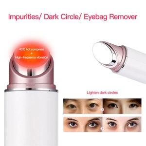 Image 4 - EMS LED פוטון אור טיפול יופי מכשיר אנטי הזדקנות קמטים מסיר פנים הרמת הידוק עין פנים לעיסוי עור טיפול כלי