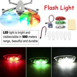 Image 2 - Night Flashing Strong Bright Wireless Long Distance Lamp LED Lights for DJI Mavic Mini Air 2 Pro Spark Phantom Inspire Drones