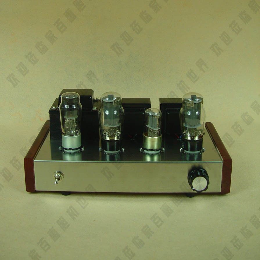 JBH 6n9p 6p3p (6L6) tube amplifier HIFI EXQUIS handmade pure lam amp finished product цена