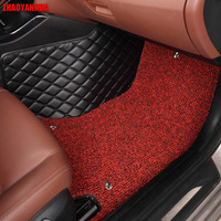 Zhaoyanhua автомобильные коврики для Infiniti z62 QX56 QX80 5D автомобиль Стайлинг все аксессуары погодных ковры вкладыши ковров (2010 есть)