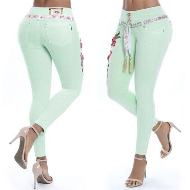 Women-Fashion-Plus-Size-Jeans-Pants-Ladies-Sexy-Floral-Print-Skinny-Jeans-Denim-Long-Pants-No (1)